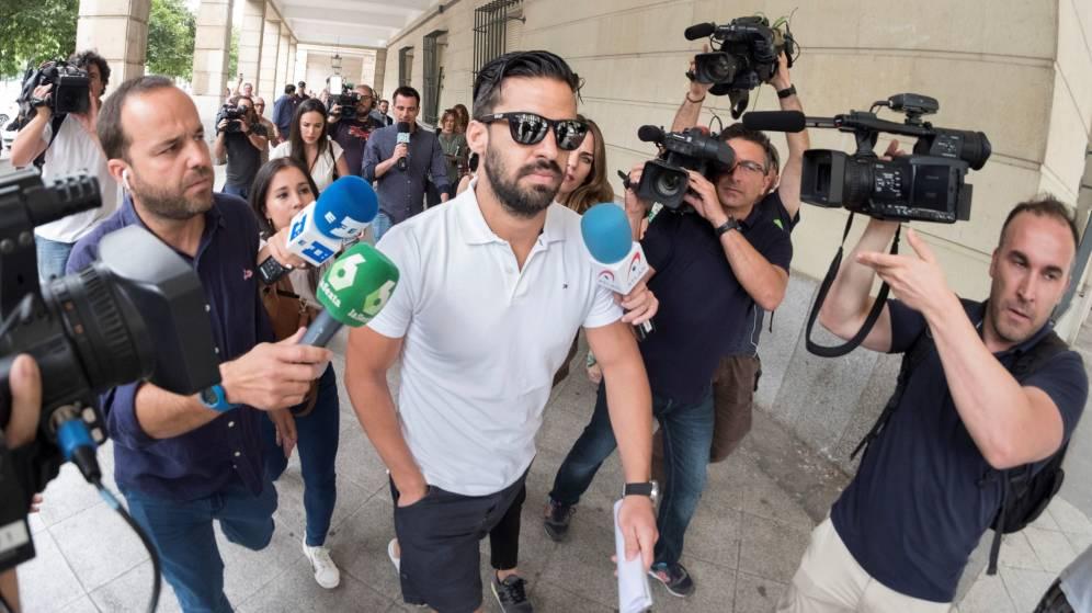 El guardia civil de La Manada intentó hacerse el pasaporte el lunes