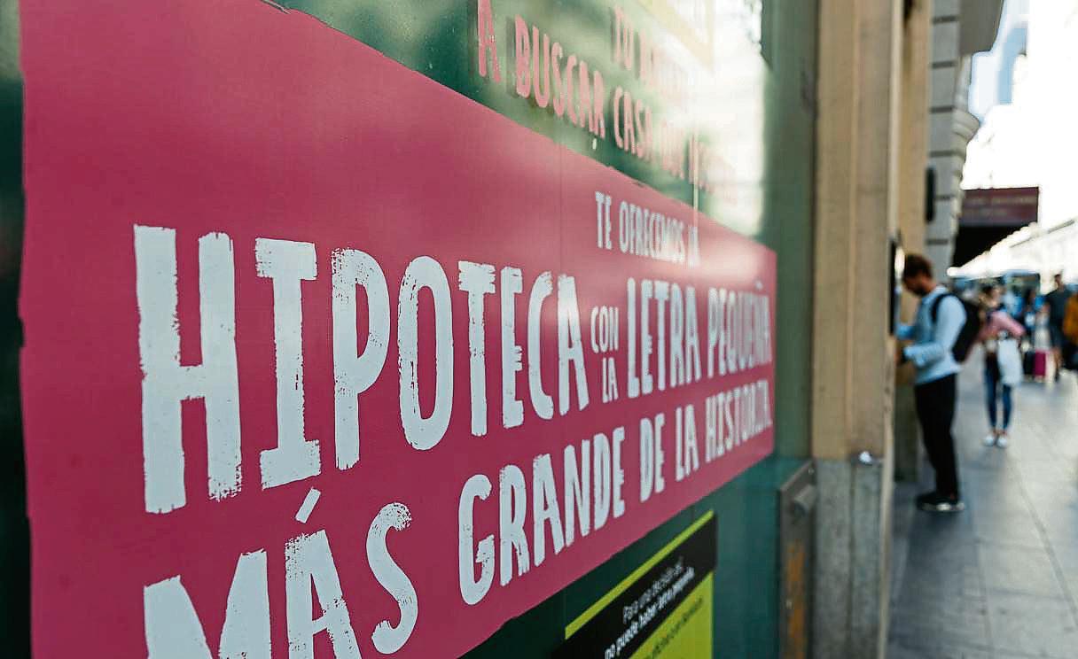 La banca teme el veredicto final de las hipotecas referenciadas al IRPH